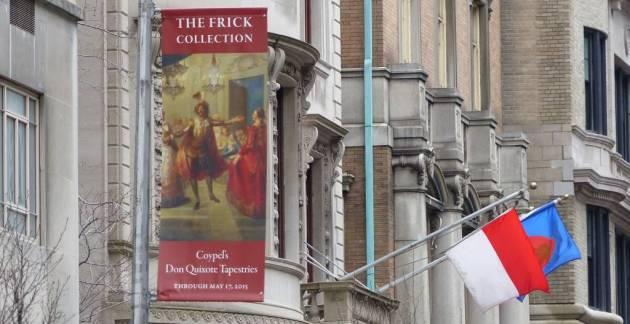 """Don Quijote en la """"Frick Colection"""""""