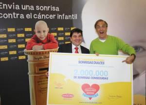 Mario Migueláñez y Paco Arango