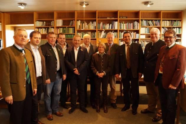 SCI reunión con rumanía