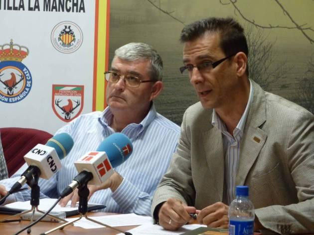 Juan de Dios García (i) y Luis Fernando Villanueva (d), en una foto de archivo 1