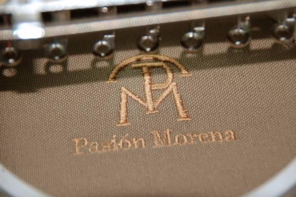 Logo Pasión Morena