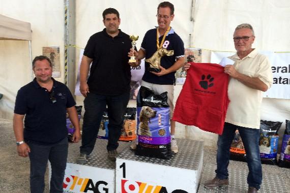 XI Campeonato de Cataluña de Perros de Muestra con mención CACT