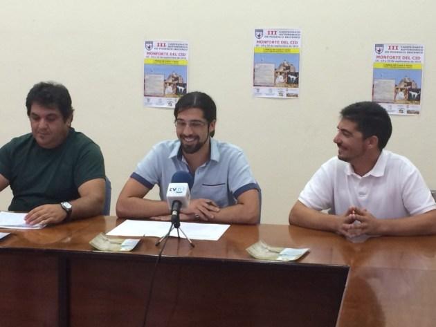 Presentación III Campeonato Autonómico Podenco Ibicenco y I Feria Caza y Ocio