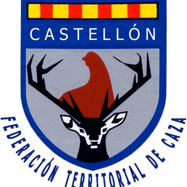 logo federación de caza de castellón