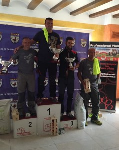 Campeonato Provincial Caza Menor con Perro Castellón