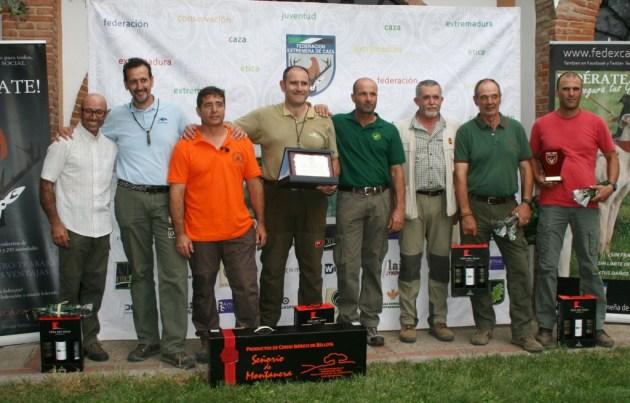 III Copa Internacional de Maestros de San Huberto, organizada por FEDEXCAZA