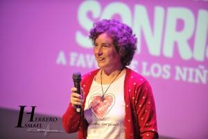 María Escudero sonrisas dulces