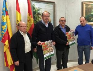 Rueda de Prensa presentación XV Feria de la Perdiz de Reclamo Pilar de la Horadada