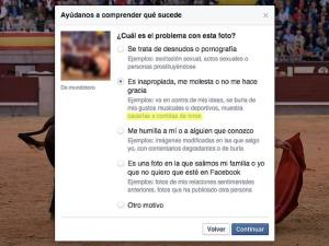 PACMA facebook