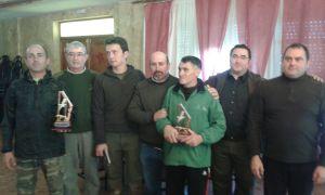provincial de caza menor con perro en Albacete