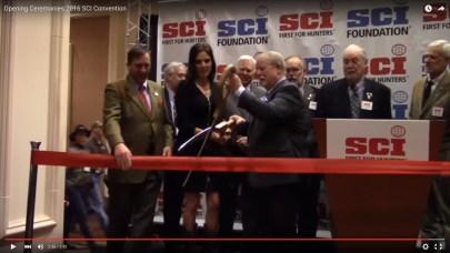 inauguracion oficial SCI Convencion 2016