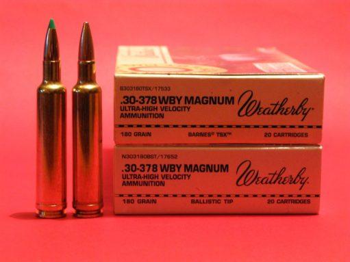 13 el 30-378 Weatherby Magnum