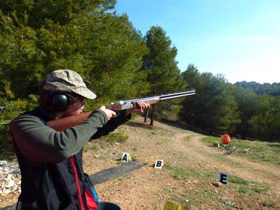 Carlos Sanz - Junior Soria - recorridos de caza