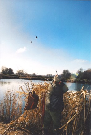 MUTUASPORT 2 cazador acuaticas