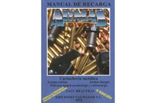 'Manual de recarga, 4ª edición', de Saúl Braceras