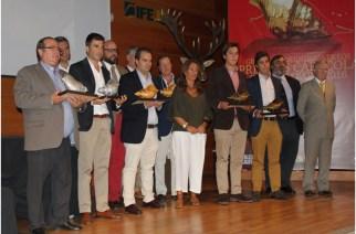 La web de la Junta de Andalucía se hace eco de los Premios Caracola