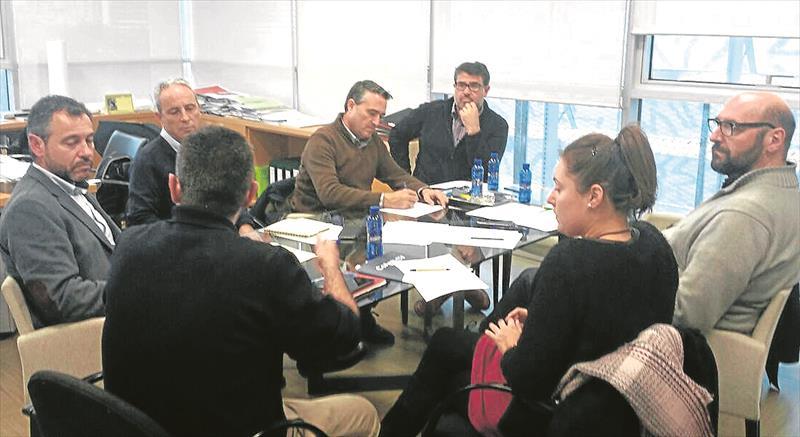 reunion-federacion-caza-conselleria-c-valenciana