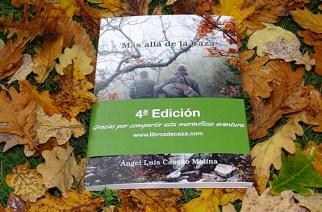 Cuarta edición de 'Más allá de la caza', de Ángel L. Casado