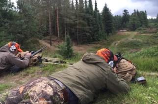 5th Zeiss Fieldshooting Weekend, ¡6.000 tiros en dos días!