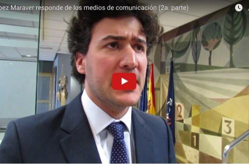 Respuestas de López Maraver a los medios (y II)