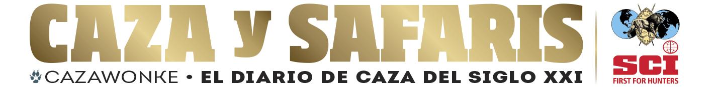 CazaWonke - Caza y Safaris, tu diario de caza.