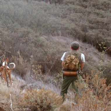 la caza vista y vivida