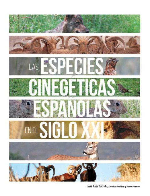 especies cinegéticas españolas