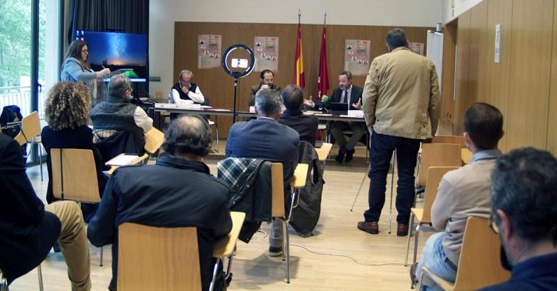 La Federación Madrileña de Caza solo PP VOX