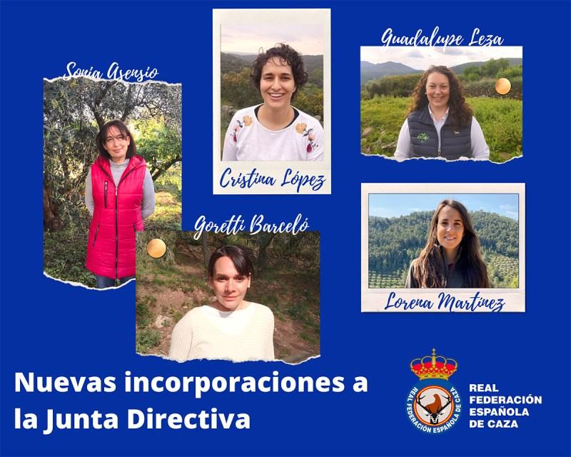 La Junta Directiva RFEC
