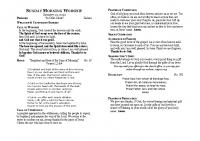 Bulletin for 1-10-21