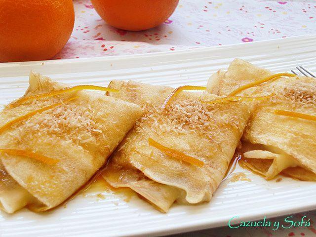 creps-con-crema-de-coco-y-caramelo-de-naranja