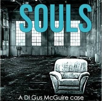 Unquiet Souls - Liz Mistry - Book Cover