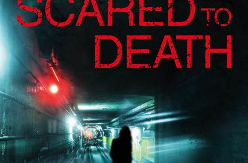 Scared to Death - Rachel Amphlett - Book Cover