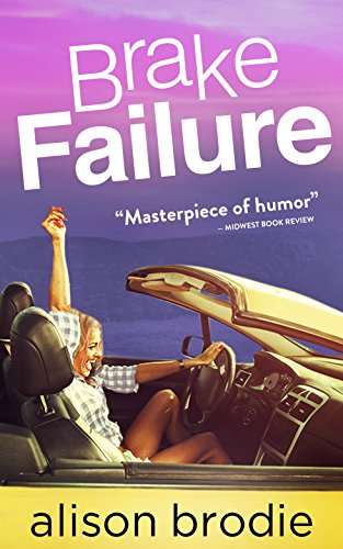 Brake Failure - Alison Brodie - Book Cover