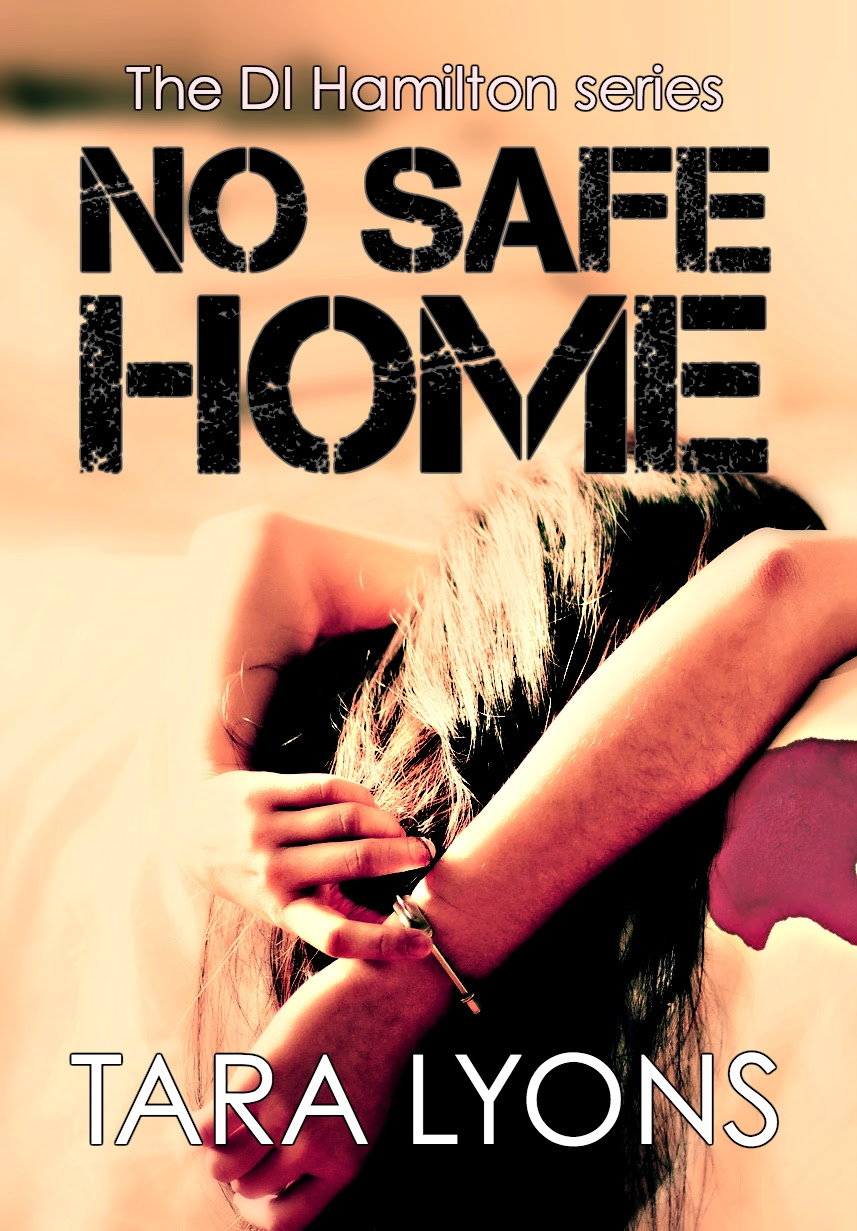 No Safe Home - Tara Lyons Book Cover