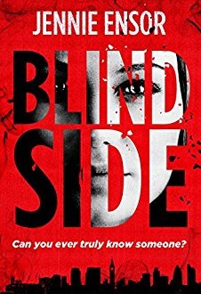 Blind Side - Jennie Ensor Book Cover