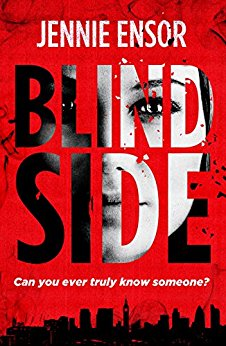 Blind Side - Jennie Ensor Book Cover