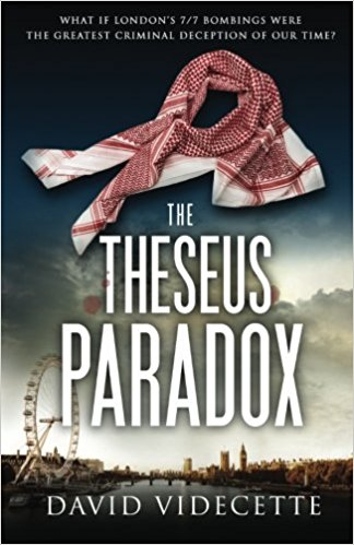 Theseus Paradox David Videcette Book Cover