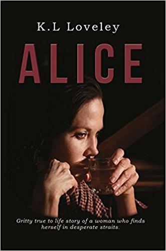 Alice - KL Loveley - Book Cover