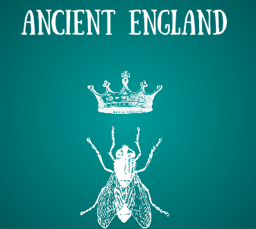The Last Treasure of Ancient England - MJ Colewood - Book Cover