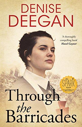 Through the Barricades - Denise Deegan - Book Cover