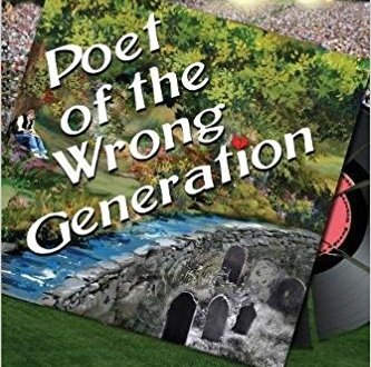 Poet of the Wrong Generation - Lonnie Ostrow - Book Cover