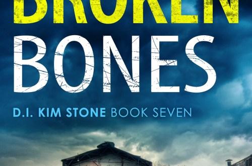 Broken Bones - Angela Marsons - Book Cover