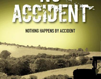 No Accident - Robert Crouch - Book Cover