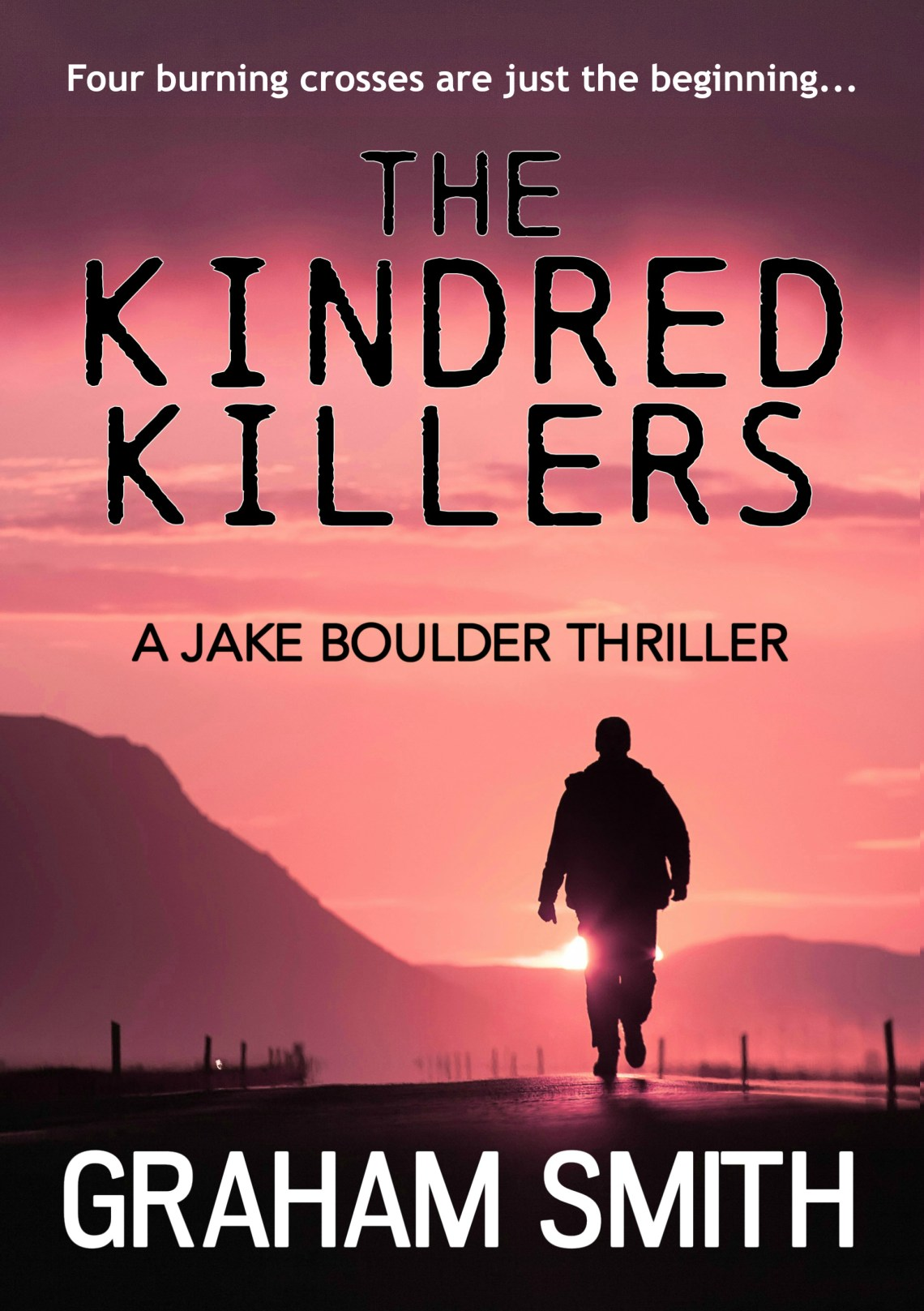 The Kindred Killers - Graham Smith - Book Cover