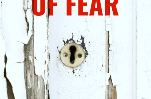 Fifty Years of Fear - Ross Greenwood- Book Cover
