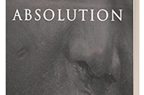 Absolution - P.A. Davies - 3D book cover