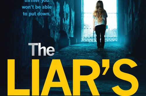 The Liar's Promise - Mark Tilbury - book cover