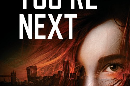 You're Next - DS Scarlett Macey #2 - Michael Fowler - Book Cover