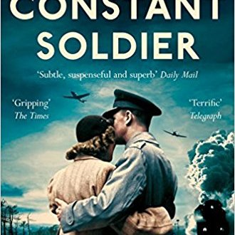 The Constant Soldier - William Ryan - Book Cover